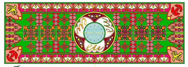 Flowercarpet2010design